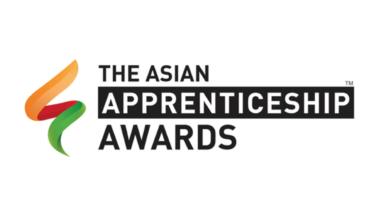 Asian Apprenticeships Awards logo