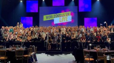 WorldSkills UK Live finalists group