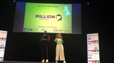 WorldSkills UK Million Minds presentation