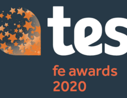 tes fe awards 2020 banner