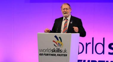 Graham Hasting-Evans public speaking
