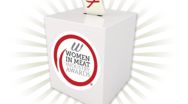 women in meat industry awards ballot box logo