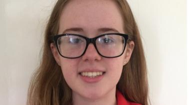Photo of Ellie, Visual Merchandising competitor