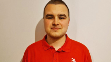 Photo of Josh, Mechatronics competitor