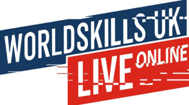 Worldskills uk live online logo