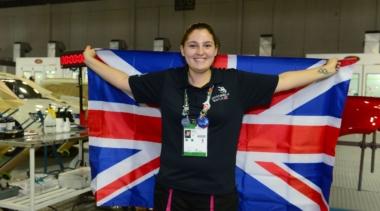 Rebecca flag pic