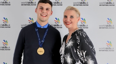 John medal pic