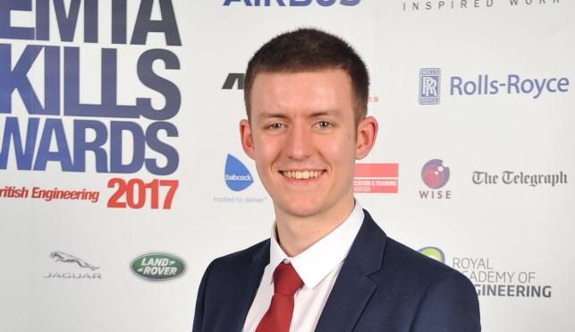 Ethan award pic
