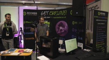 access creative stand