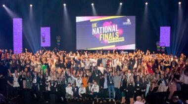 uk national finals large group shot