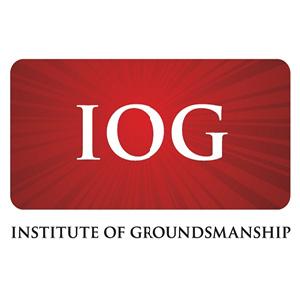 Institute of Groundsmanship logo
