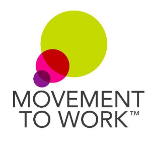 Logo of Movement to work