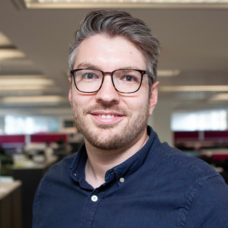Photo of Ben Blackledge
