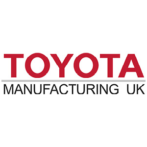 Toyota Manufacturing UK logo