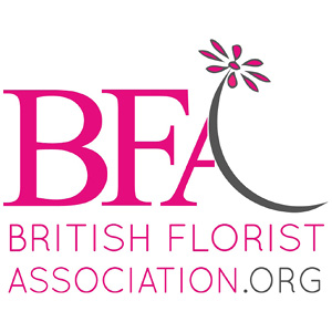 Logo of British Florist Association