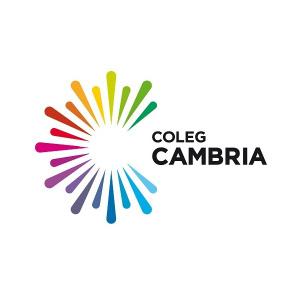 Logo of Coleg Cambria