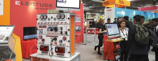 electude stand at worldskillsuk live