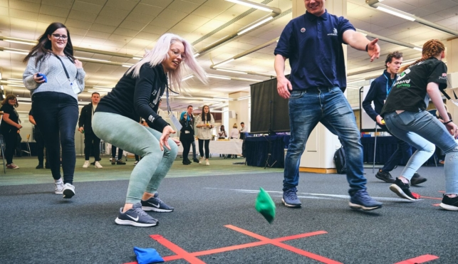 Squad UK bootcamp