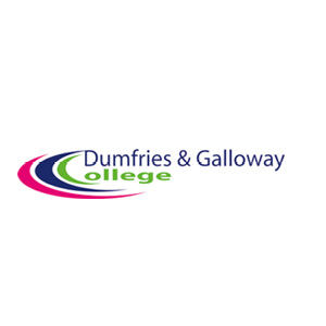 Picture of Dumfries and Galloway College logo