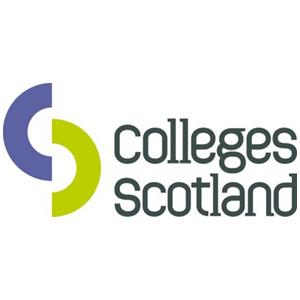 Logo of Colleges Scotland