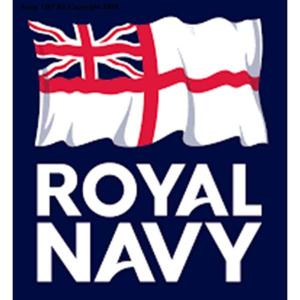 Logo of Royal Navy