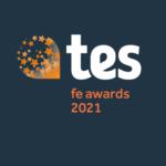 TES FE Awards logo